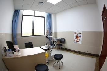 眼科诊断室