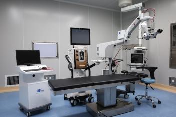 美国爱尔康CENTURION超声乳化仪+蔡司眼科手术显微镜