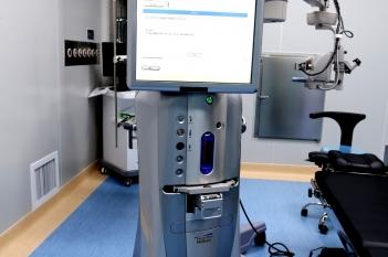 美国博士伦stellaris白内障超声乳化仪