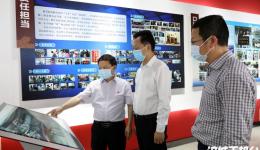 涪城区委书记邓辉来我院调研时强调:全力推动卫生健康事业高质量发展,切实提升群众就医获得感、满意度