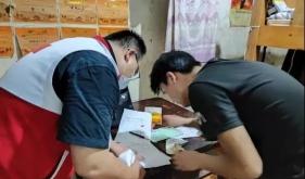 东东成年后的第一次签字仪式:捐献母亲的角膜和遗体